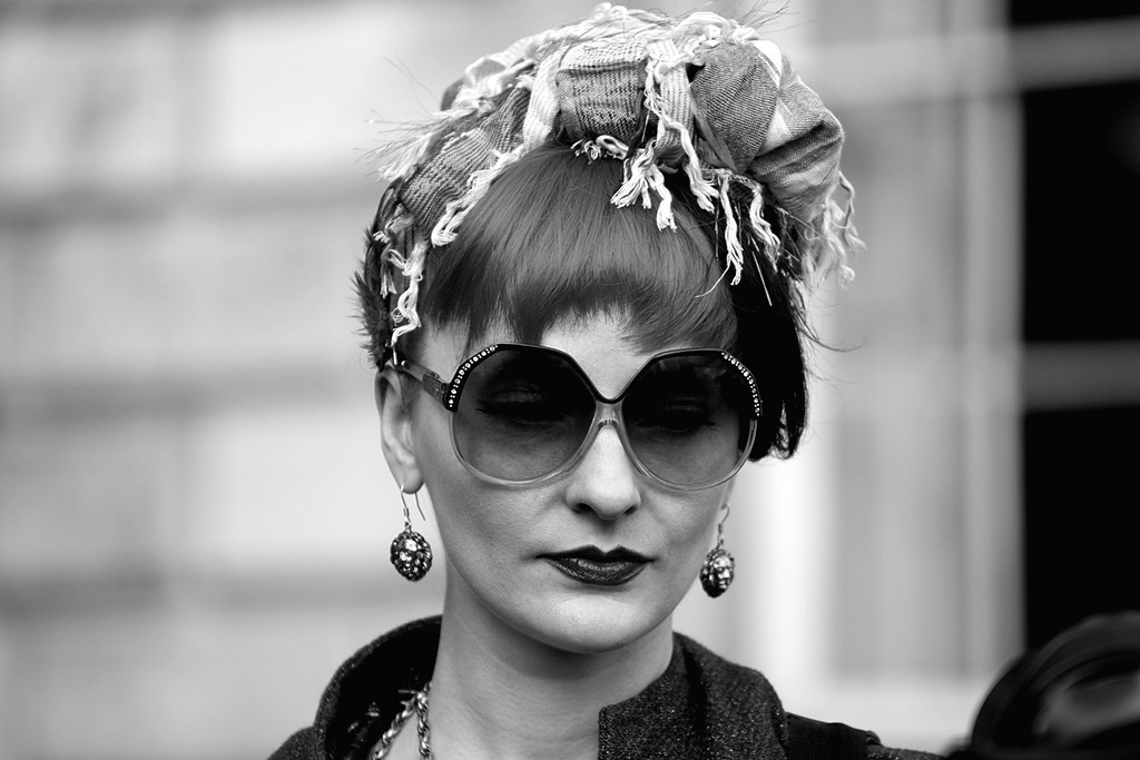 Portrait, London Fashion Week 2013
