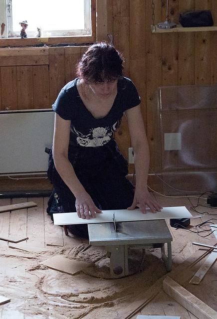 11) Doing housework