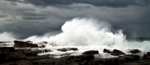 sea storm landscape waves gettyartistpicks