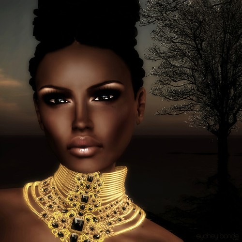2013 Colour of Couture – Adriel Huntress