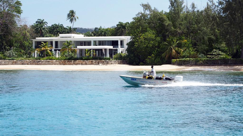 Barbados sailing & snorkelling