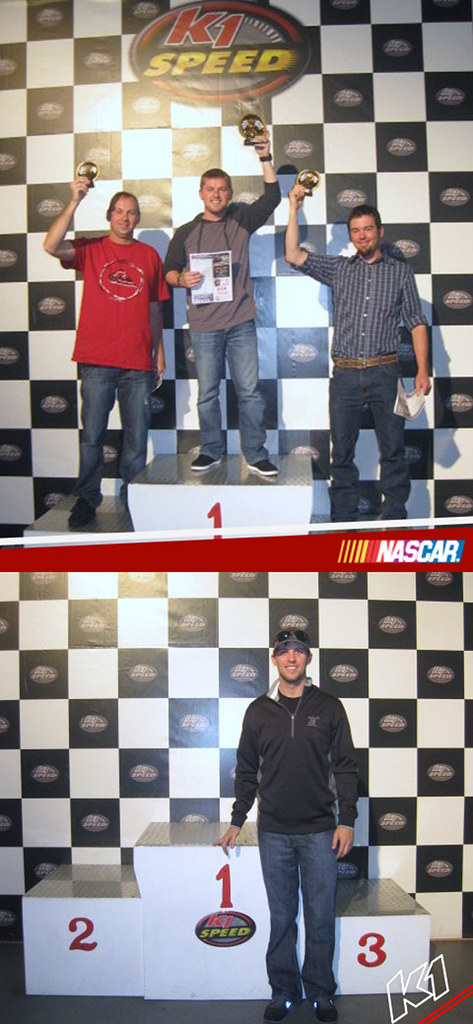 8590022124 d7eeef3dc6 b Auto Club 400 NASCAR drivers visit K1 Speed!
