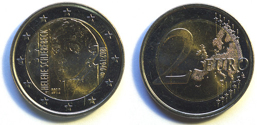 2 Euros Finlandia 2012