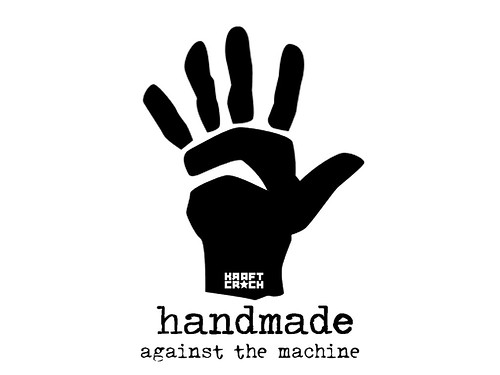 Handmade against the machine