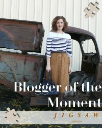 Megan of Feathers & Freckles blogger badge