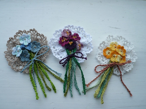 3 new corsages