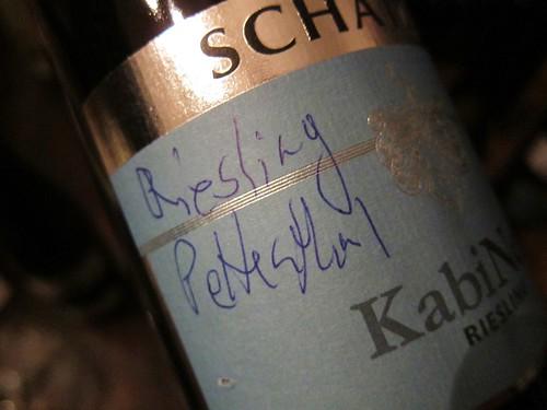 2012 Pettenthal Weingut Schätzel
