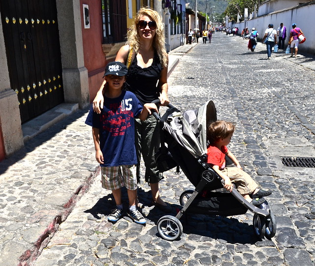 Quick Fold Stroller – Perfect for City Travel