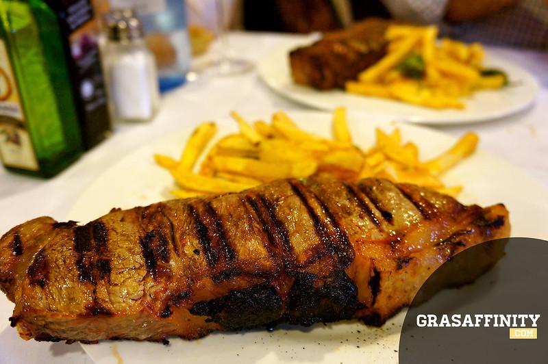 Restaurante El Gallego // Grasaffinity