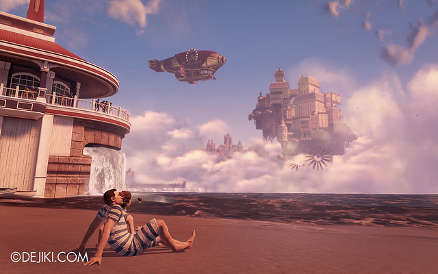 BioShock Infinite - Battleship Bay Beach