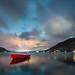 Gone fishing by Kiddi Kristjans