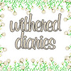 Withered Diaries button