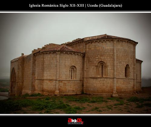 Iglesia Románica Siglo XII-XIII | Uceda (Guadalajara) by alrojo09