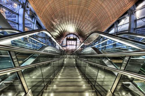 Dubai Internet City Metro Station