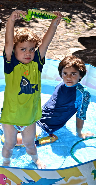 UV swimwear for kids