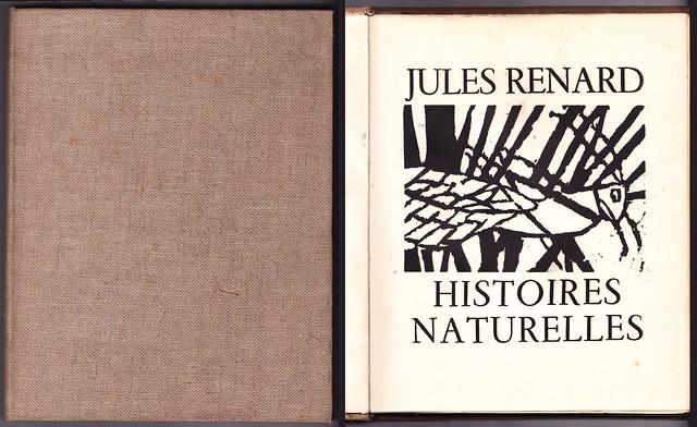 Histoires naturelles, Jules Renard