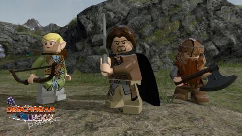 LEGO El Señor de los Anillos 2
