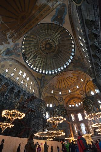 Hagia Sophia; copyright 2013: Georg Berg