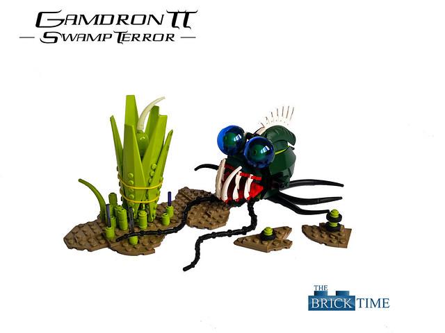 Swamp Terror Creature