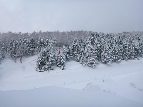 snow ski japan hokkaido skiing view 北海道 雪 東山 ニセコ ひらふ アンヌプリ ひらふ亭