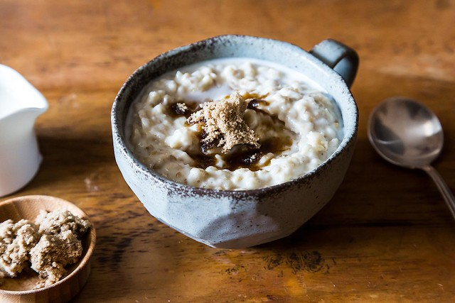 april bloomfield's porridge
