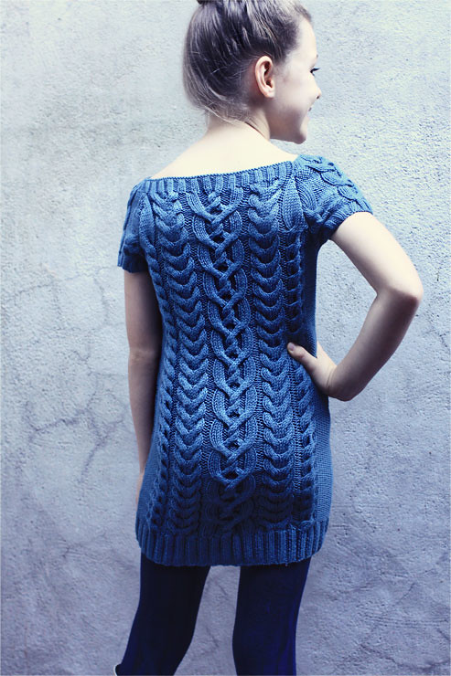 Cable Dress #3
