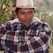 Hombre en una Fiesta de 15 años en San Pedro y San Pablo Ayutla, Región Mixes, Oaxaca, Mexico por Lon&Queta
