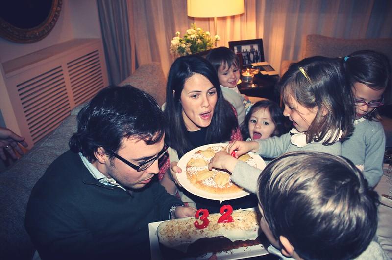 Cumpleaños monicositas y Luis
