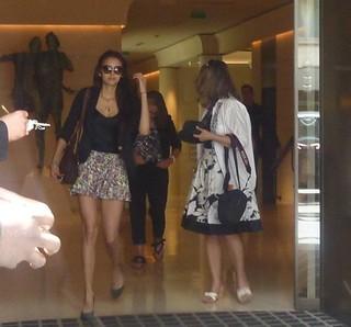 Nina Dobrev Camisole Vest Celebrity Style Women's Fashion