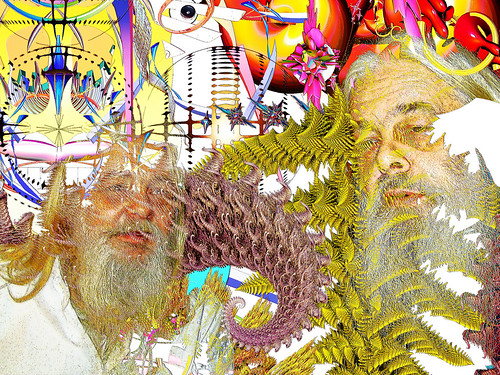 Metaphysical Alchemical Fractal Twin Psychology