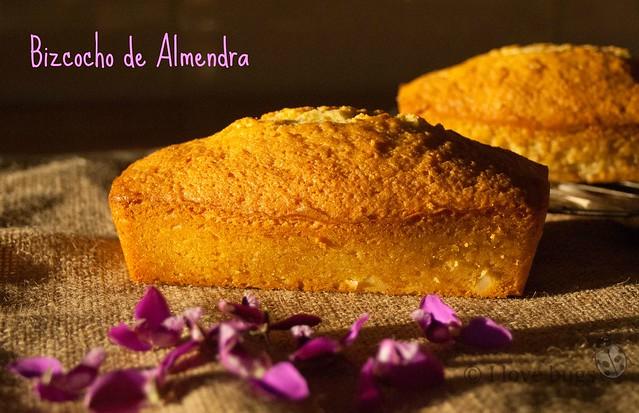 BIZCOCHO DE ALMENDRA