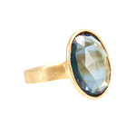 Zara Simon Oval Ring - SHOP NOW!