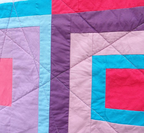 QUILT - Three Squared (quilting)