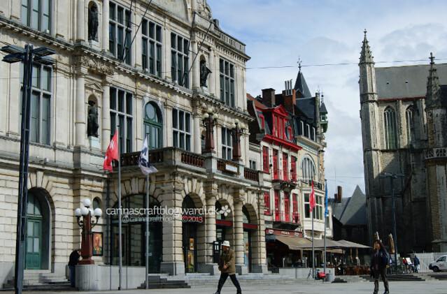 Sint-Baafsplein, Gent