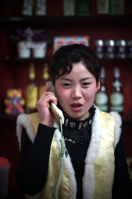 Kaesong Waitress