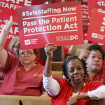 Washington Nurses, Patients, Community Step Up the Fight for Safe Patient Care in DC Hospitals