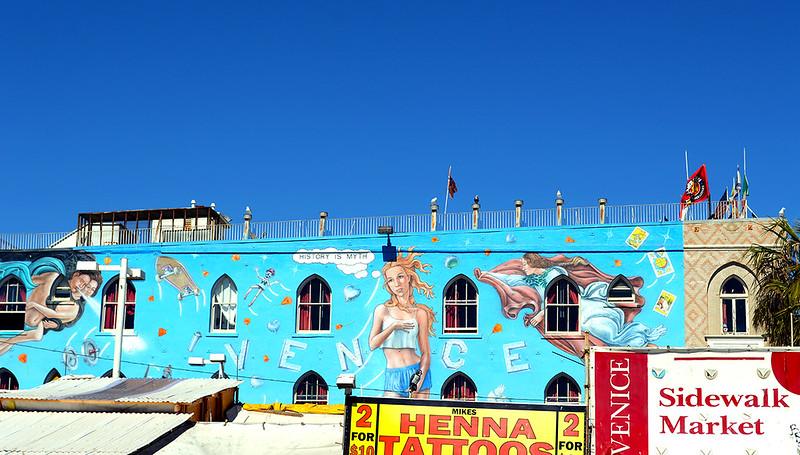 Venice Beach Murual