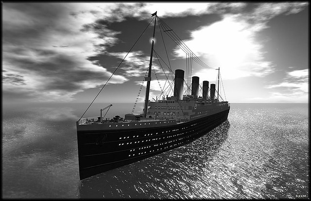 Titanic - Second Life 2
