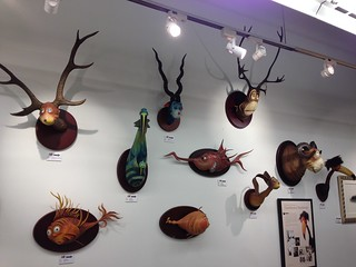 Seussian Taxidermy