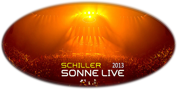 Schiller - Sonne Live (2CD) / Electronic / 2013