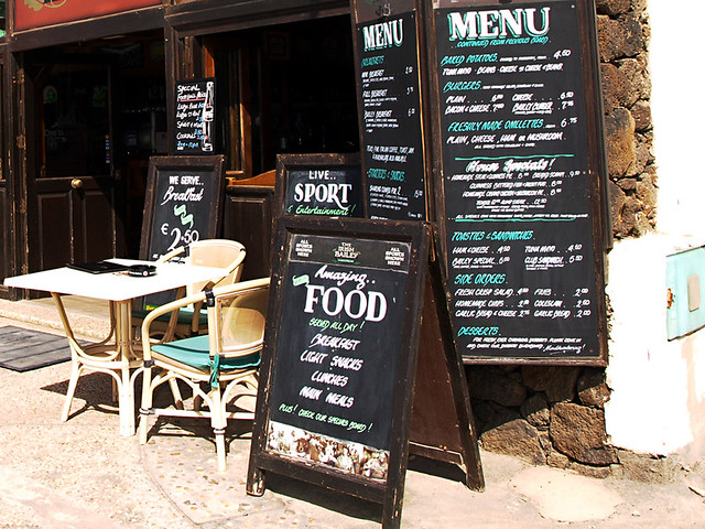 Brit Bar, Canary Islands