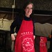 Me with my hot pot apron