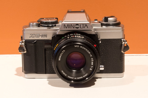 XG-M with 45mm lens