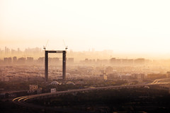 Dubai Frame 5am