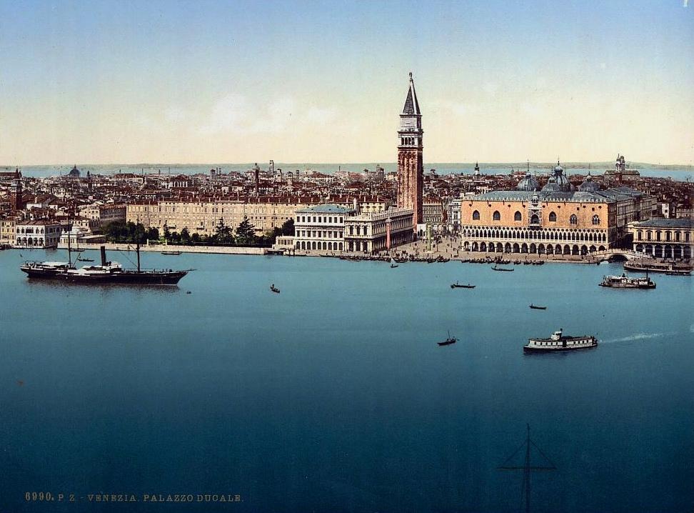 Doges' Palace, Venice, Italy