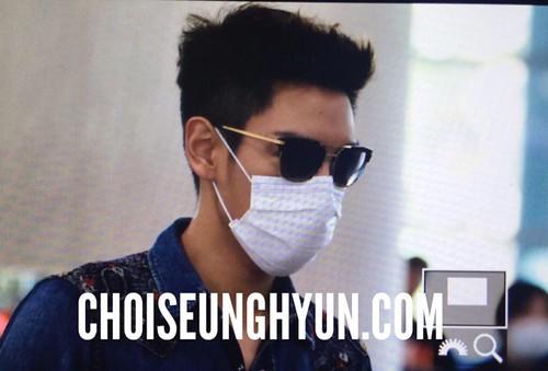 BIGBANG departure Jeju 2015-05-20 01