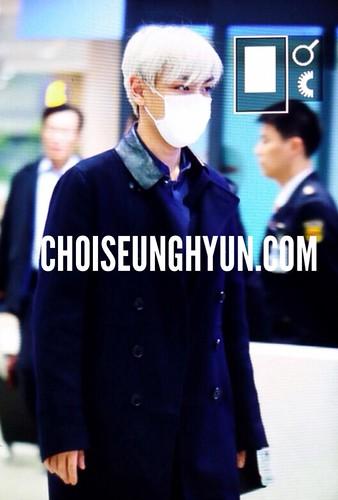 TOP - Incheon Airport - 22jan2015 - Choidot - 02
