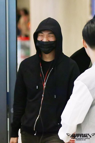 Big Bang - Incheon Airport - 10apr2015 - Dae Sung - Happy_daes - 04