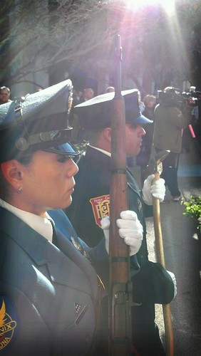 Police and Fire Honor Guard