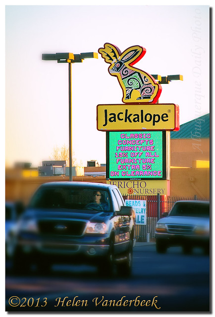 The Legend of The Jackalope